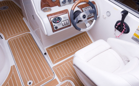 Formula Power Boat Flexiteek Boat Flooring