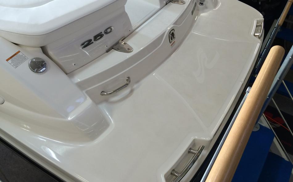 Sea Ray 250 SLX 1