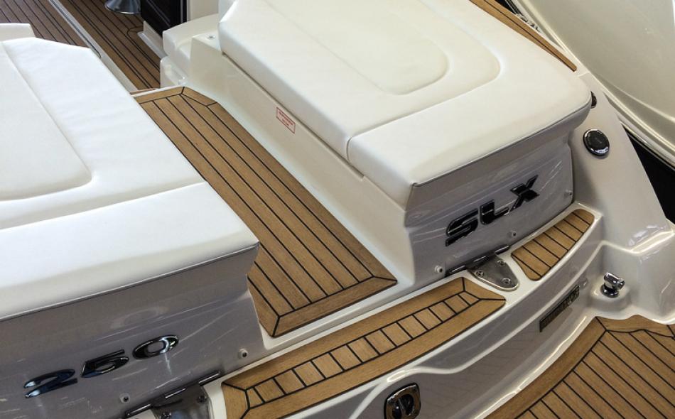 Sea Ray 250 SLX 9